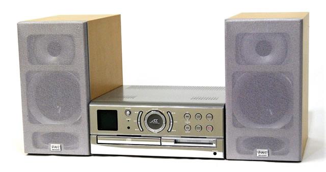 【中古】迅速発送+送料無料+動作保証!値引交渉歓迎! SHARP シャープ SD-K900-S シルバー 1ビットデジタルシステム(1-BIT/CD/MDコンポ)(本体SD-K900-SとスピーカーSD-K900-Sのセット)【@YA管理1-53-40309672】