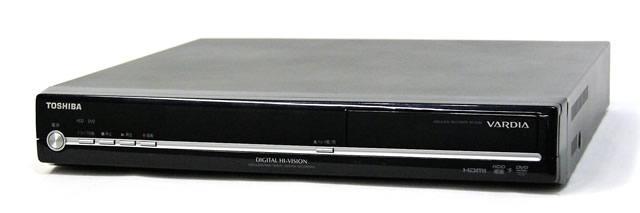 【中古】迅速発送+送料無料!! 《訳あり(一部保証対象外)》※DVD録画ダビング不可 TOSHIBA 東芝 RD-S302 HDD&DVDレコーダー HDD:300GB リモコン代替品 【@YA管理1-53-PL18507910】