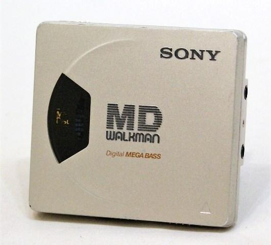 【中古】迅速発送+送料無料+動作保証!! SONY ソニー MZ-E55 ヴィンテージゴールド MDウォークマン(MD再生専用機/ポータブルMDプレーヤー) MDLP非対応【@YA管理1-53-708424】