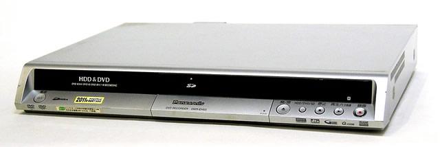 本物 【中古】迅速発送+送料無料+動作保証 DMR-EH55-S!! Panasonic パナソニック シルバー DMR-EH55-S シルバー Panasonic HDD内蔵DVDレコーダー(HDD/DVDレコーダー) 地デジチューナー非搭載【@YA管理1-53-VN6IJ005469R】, 快適いぬ生活:294d3fcb --- jf-belver.pt