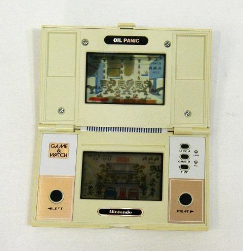 【中古】迅速発送+送料無料!!訳あり(一部保証対象外) Nintendo 任天堂 OP-51 オイルパニック(OIL PANIC) GAME&WATCH ゲーム&ウォッチ(ゲームウォッチ)マルチスクリーン 本体のみ【@YA管理1-8-30065537】