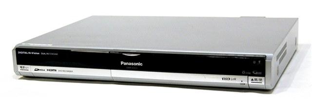 【最安値挑戦】 【中古】迅速発送+送料無料+動作保証!! ※DVD-RAM認識せず Panasonic パナソニック Panasonic DMR-XW30-S シルバー シルバー DVD/HDD ハイビジョンレコーダー(HDD/DVDレコーダー) HDD:400GB【@YA管理1-53-VN6LB033850R】, TENERITA【テネリータ】:54ea587d --- dpedrov.com.pt