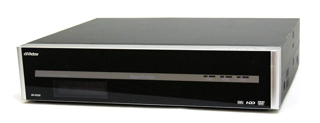 【60%OFF】 【中古】迅速発送+送料無料+動作保証 JVC!! Victor ビクター JVC Victor DR-HX250 DR-HX250 HDD搭載ビデオ一体型DVDレコーダー HDD:250GB リモコン欠品(マルチリモコンおまけ)【@YA管理1-53-17310904】, free feel:3df12700 --- wap.pingado.com