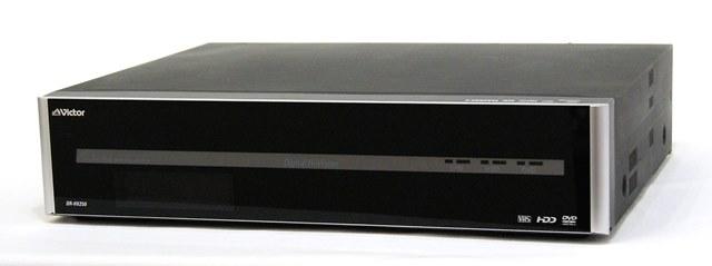 メーカー:Victor・JVC 発売日:2008年7月 【中古】迅速発送+送料無料+動作保証!値引交渉歓迎! Victor ビクター JVC DR-HX250 HDD搭載ビデオ一体型DVDレコーダー HDD:250GB【@YA管理1-53-11314749】