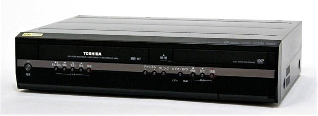 【中古】迅速発送+送料無料+動作保証!! TOSHIBA 東芝 D-VR8K DVDビデオレコーダー(VTR一体型DVDレコーダー VHS/DVDレコーダー) HDD非搭載 地デジチューナー非搭載 リモコン代替品【@YA管理1-53-4089814747】