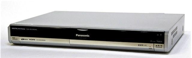 【中古】迅速発送+送料無料+動作保証!! Panasonic パナソニック DMR-XW30-S シルバー DVD/HDD ハイビジョンレコーダー(HDD/DVDレコーダー) HDD:400GB 【@YA管理1-53-KW6HA04290R】