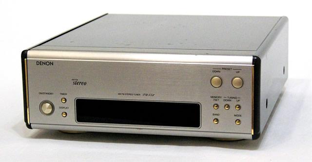 メーカー:デノン 発売日:1997年7月 中古 迅速発送+送料無料 動作保証 DENON デノン 世界の人気ブランド デンオン TU-7.5L 国内正規品 AMチューナー FM @YA管理1-53-8041504750 シルバー