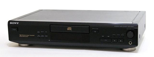 【中古】迅速発送+送料無料+動作保証!! SONY ソニー CDP-XE500 CDプレイヤー リモコン欠品 ビンテージ ヴィンテージ レトロ アンティーク【@YA管理1-53R-2100827】