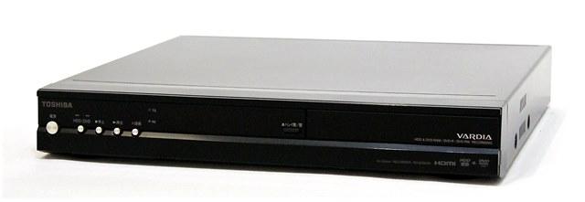 メーカー:TOSHIBA 発売日:2009年7月 【中古】迅速発送+送料無料+動作保証!値引交渉歓迎! TOSHIBA 東芝 RD-E3022K VARDIA ヴァルディア デジタルハイビジョンチューナー内蔵ハードディスクDVDレコーダー(HDD/DVDレコーダー) HDD:320GB 地デジチューナー搭載【@YA管理1-53-PL19902649】