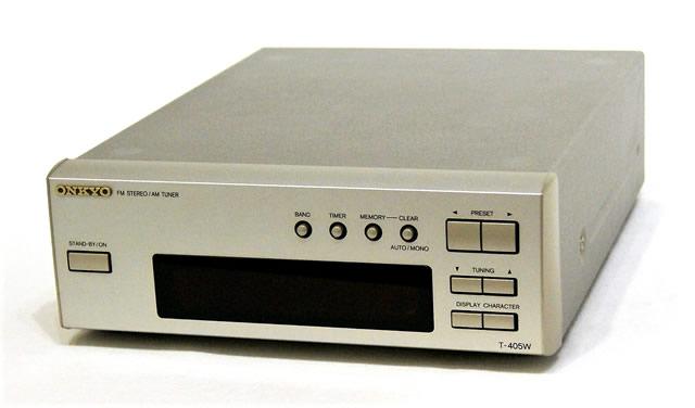 買い物 メーカー:ONKYO 発売日:1997年9月17日 中古 迅速発送+送料無料 《訳あり 一部保証対象外 》 ONKYO オンキョー T-405W オンキヨー @YA管理1-53R-3803014609 FM インテック205シリーズ 商い S AMチューナー