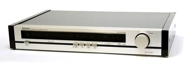 中古 日本メーカー新品 迅速発送+送料無料 動作保証 新品 送料無料 値引交渉歓迎 DENON デノン デンオン FMステレオチューナー TU-900 @YA管理1-53-1110420