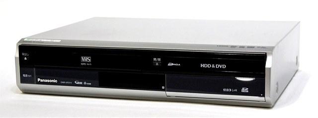 メーカー:Panasonic 発売日:2007年5月1日 【中古】迅速発送+送料無料+動作保証!値引交渉歓迎! Panasonic パナソニック DMR-XP21V-S シルバー HDD搭載VHS一体型ハイビジョンDVDレコーダー(VHS/HDD/DVDレコーダー) 地デジチューナー搭載 HDD:250GB【@YA管理1-53-VN7KA009609R】