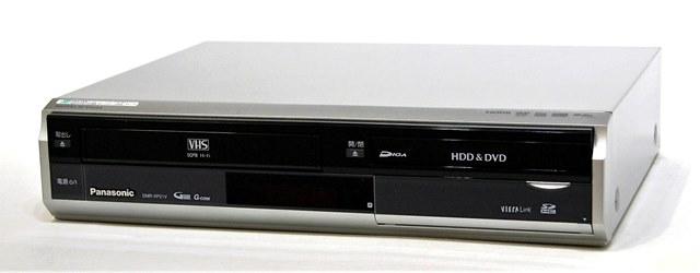 メーカー:Panasonic 発売日:2007年5月1日 【中古】迅速発送+送料無料+動作保証!値引交渉歓迎! Panasonic パナソニック DMR-XP21V-S シルバー HDD搭載VHS一体型ハイビジョンDVDレコーダー(VHS/HDD/DVDレコーダー) 地デジチューナー搭載 HDD:250GB【@YA管理1-53-VN7CA009559R】