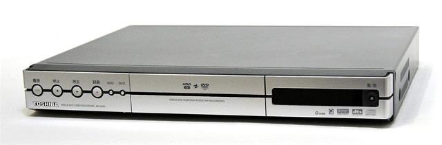 【中古】迅速発送+送料無料+動作保証!値引交渉歓迎! TOSHIBA 東芝 AK-G200 HDD&DVDレコーダー HDD:250GB【@YA管理1-53-SLB5Y07970】