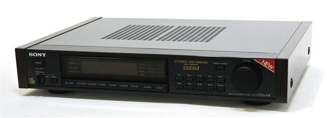 中古 迅速発送+送料無料 国内即発送 即納 動作保証 値引交渉歓迎 SONY ソニー 2 @YA管理1-53-206851 ST-S333ESX ST-S333ESXII FM AMチューナー