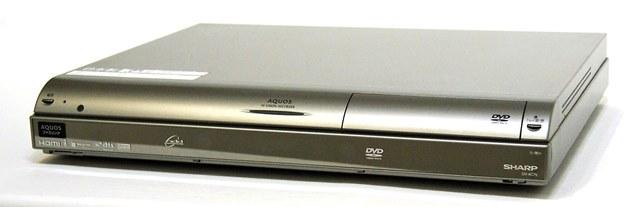 メーカー:SHARP 発売日:2007年9月10日 【中古】迅速発送+送料無料+動作保証!! SHARP シャープ DV-AC75 デジタルハイビジョンレコーダー HDD/DVDレコーダー HDD:500GB 地デジチューナー搭載【@TA管理1-53-1149001】