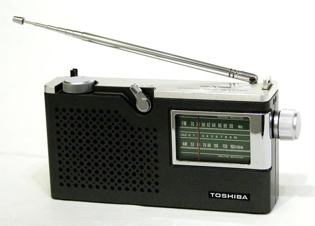 【中古】迅速発送+送料無料+動作保証!! TOSHIBA 東芝 RP-1400F (TRY X1400) 2バンドラジオ(FM/AM)ビンテージ ヴィンテージ レトロ アンティーク【@YA管理1-53-5Y820160】