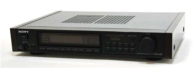 中古 迅速発送+送料無料 アウトレット 動作保証 値引交渉歓迎 SONY マーケティング ソニー ST-S333ESX @YA管理1-53-204984 ST-S333ESXII AMチューナー FM 2