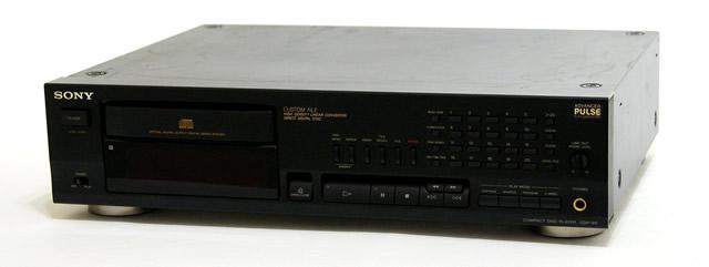 【中古】迅速発送+送料無料+動作保証!値引交渉歓迎! SONY ソニー CDP-911 CDプレイヤー(CDデッキ) リモコン欠品 ビンテージ ヴィンテージ レトロ アンティーク【@YA管理1-53-200754】