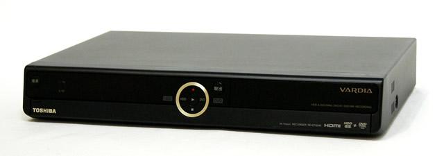 メーカー:TOSHIBA 発売日:2009年8月 【中古】迅速発送+送料無料+動作保証!!TOSHIBA 東芝 RD-E1004K デジタルハイビジョンチューナー内蔵ハードディスク&DVDレコーダー(HDD/DVDレコーダー)HDD:1000GB リモコン代替品【@YA管理1-53-PL19Z01488】