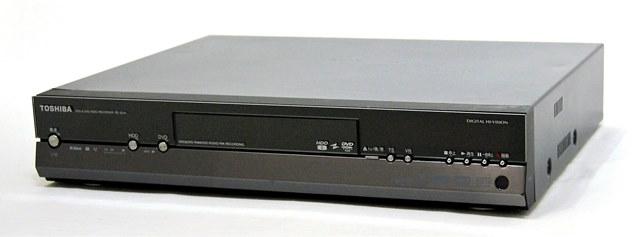 【中古】迅速発送+送料無料+動作保証!値引交渉歓迎! TOSHIBA 東芝 RD-XD91 HDD&DVDビデオレコーダー(HDD/DVDレコーダー) HDD:400GB リモコン代替品【@YA管理1-53-PL15Z17886】