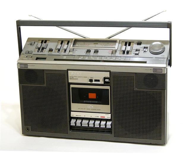【中古】迅速発送+送料無料+動作保証!! SONY ソニー CFS-686 FM/AMステレオラジオカセット STEREO XYZ DolbyNR搭載 ビンテージ ヴィンテージ レトロ アンティーク【@YA管理1-53R-64250】