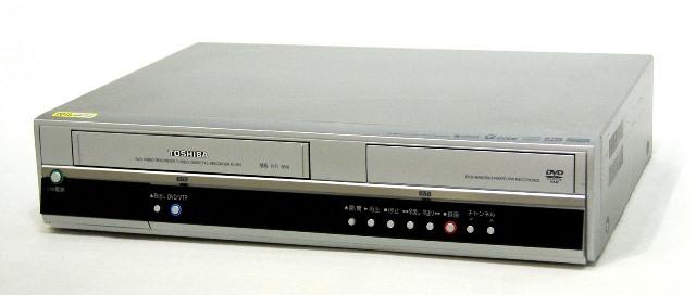 【中古】迅速発送+送料無料+動作保証!! TOSHIBA 東芝 D-VR5 VHS/DVDレコーダー(VTR一体型DVDレコーダー) 【@TE管理1-53-TV27865172】