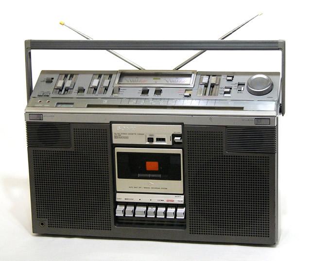 【中古】迅速発送+送料無料+動作保証!! SONY ソニー CFS-686 FM/AMステレオラジオカセット STEREO XYZ DolbyNR搭載 ビンテージ ヴィンテージ レトロ アンティーク【@YA管理1-53-64950】