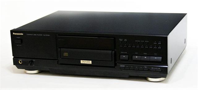【中古】迅速発送+送料無料+動作保証!値引交渉歓迎! Panasonic パナソニック SL-PS700-K ブラック CDプレーヤー【@YA管理1-53-FE1JA18434】