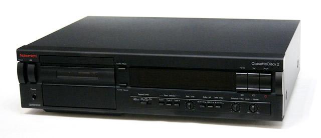 【中古】迅速発送+送料無料!! 《訳あり(一部保証対象外)》 Nakamichi ナカミチ CassetteDeck2 カセットデッキ Dolby NR B,C ビンテージ ヴィンテージ レトロ アンティーク【@YA管理1-53-A32712379】