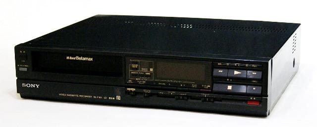 【中古】迅速発送+送料無料!! 《ジャンク品》 SONY ソニー SL-F101 Hi-Band Betamax ビデオレコーダー ハイバンド・ベータマックス 本体のみ ビンテージ ヴィンテージ レトロ アンティーク【@YA管理1-53R-817701】
