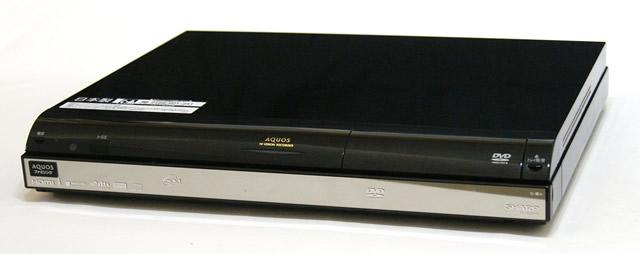 【中古】迅速発送+送料無料+動作保証!!SHARP シャープ DV-ACW75 デジタルハイビジョンレコーダー(HDD/DVDレコーダー)AQUOS アクオス HDD:500GB 地デジWチューナー搭載 専用リモコン付【@YA管理1-53-1145549】