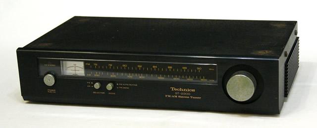 中古 迅速発送+送料無料 動作保証 Technics テクニクス ナショナル 松下電器産業 ST-2300 アンティーク AMチューナー レトロ @YA管理1-53-MB5929A214 FM 商舗 テレビで話題 ヴィンテージ ビンテージ