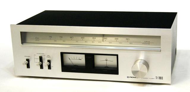 中古 迅速発送+送料無料 動作保証 値引交渉歓迎 PIONEER パイオニア TX-7800ll TX-7800 ビンテージ 2 AM AL完売しました。 FMステレオチューナー @YA管理1-53-YJ1016585 お買い得 レトロ アンティーク ヴィンテージ