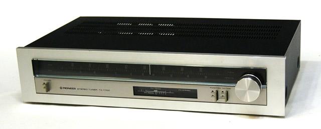 中古 迅速発送+送料無料 値引交渉歓迎 PIONEER パイオニア TX-7700 専門店 永遠の定番モデル AM @YA管理1-53-AH1054215M FMステレオチューナー ビンテージ レトロ ヴィンテージ アンティーク
