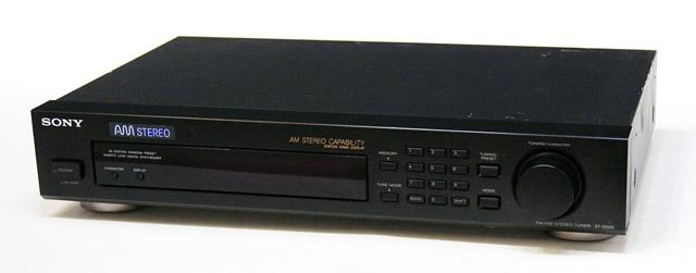 メーカー:SONY 発売日:1992年10月21日 日本限定 中古 迅速発送+送料無料 動作保証 SONY ソニー ST-S500 優先配送 ヴィンテージ @YA管理1-53-213565 アンティーク レトロ ビンテージ FM AMステレオチューナー