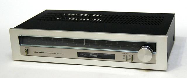 新着 中古 迅速発送+送料無料 PIONEER パイオニア TX-7700 店内全品対象 AM アンティーク FMステレオチューナー レトロ @YA管理1-53-AG1051770M ビンテージ ヴィンテージ