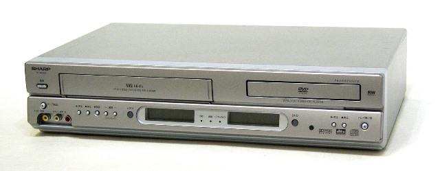 メーカー:SHARP 発売日:2003年6月6日 中古 迅速発送+送料無料 日本 大人気 《訳あり 一部保証対象外 》 SHARP 専用リモコン付 DV-NC600 DVDプレーヤー アナログチューナーのみ VHSビデオレコーダー @YA管理1-53R-7176889 シャープ DVDプレーヤー一体型Hi-Fiビデオデッキ
