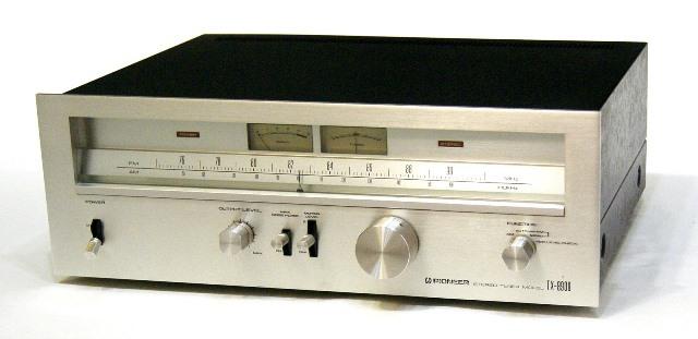 中古 年末年始大決算 迅速発送+送料無料 動作保証 PIONEER パイオニア 人気の定番 TX-8900 AM @YA管理1-53-VA1008056M FMステレオチューナー ビンテージ ヴィンテージ アンティーク レトロ