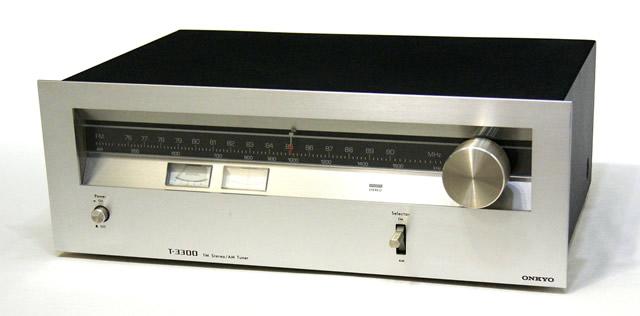中古 迅速発送+送料無料 動作保証 AL完売しました。 ONKYO オンキヨー オンキョー T-3300 AMチューナー アンティーク レトロ FM @YA管理1-53-29036311 ヴィンテージ ビンテージ 激安セール