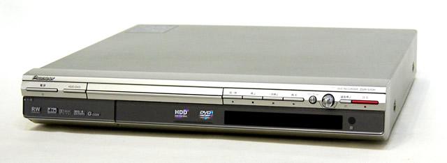 メーカー:Pioneer 発売日:2003年10月 【中古】迅速発送+送料無料+動作保証!! Pioneer パイオニア DVR-510H-S シルバー HDD/DVDレコーダー HDD:80GB 専用リモコン付【@TA管理1-53-CJPG003648JP】