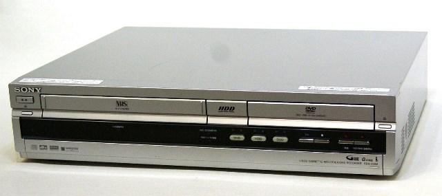 メーカー:SONY 発売日:2006年2月21日 中古 迅速発送+送料無料 予約販売 動作保証 SONY ソニー RDR-VH85 @TA管理1-53-6011209 HDD:160GB DVDレコーダー 専用リモコン付 HDD VHSビデオ一体型DVDレコーダー スゴ録 SALENEW大人気! VHS