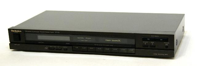 物品 メーカー:Panasonic 発売日:1984年10月 中古 迅速発送+送料無料 動作保証 Technics テクニクス ナショナル ST-G4 ヴィンテージ @YA管理1-53-FD4L11A036 AMチューナー ビンテージ 特別セール品 レトロ FM アンティーク ブラック
