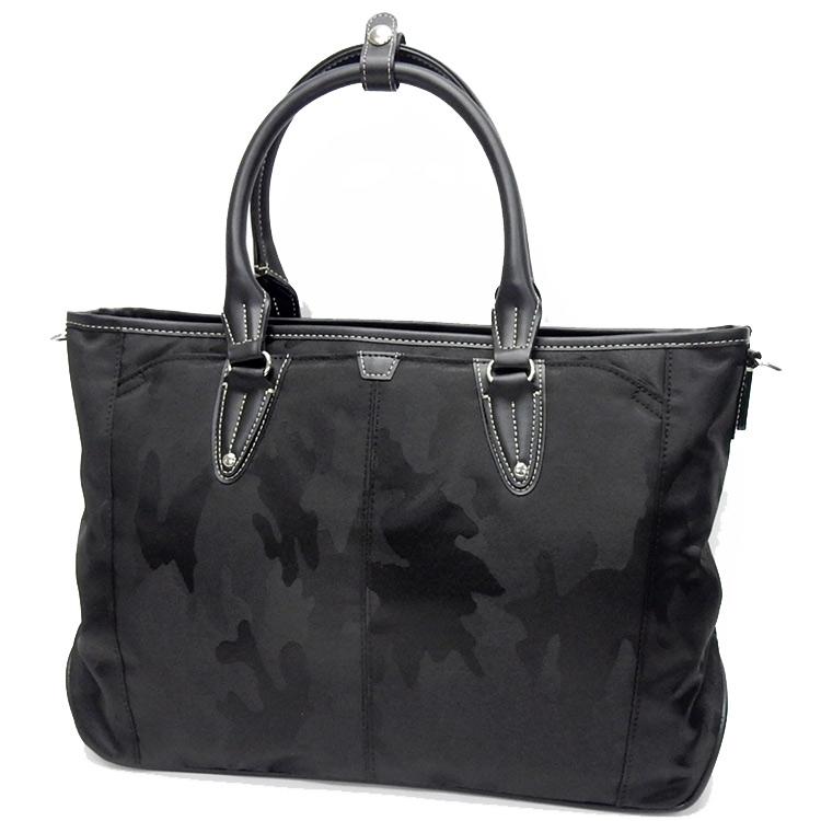 ◆ビジネスバッグ◆2WAYバッグ◆トートバッグ◆ブラック/迷彩柄◆Busitool◆送料無料◆bg22-5334-BK