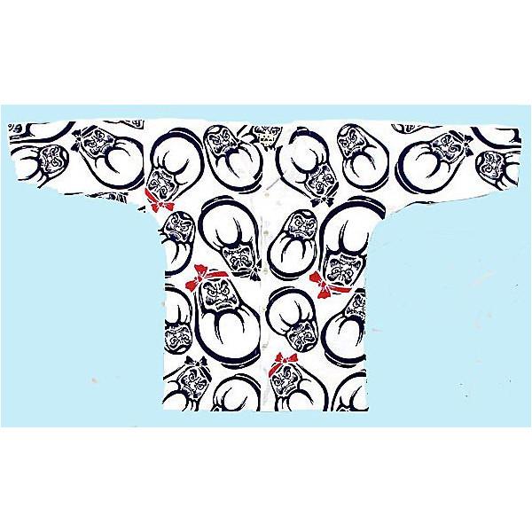 江戸一 手拭【鯉口シャツ だるま 男性用 巾広】≪お取り寄せ品≫