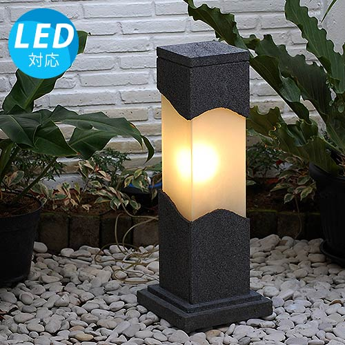 Modern Asian Interiors And Lighting Indirect Lamps リゾートアジアンテイスト Bali Garden Outdoor Stone Lights 5