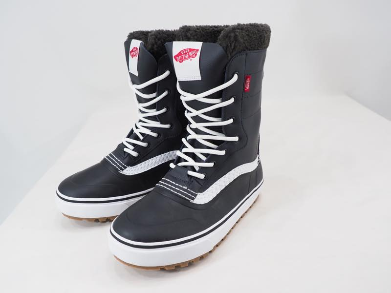 3d1cceddf7 VANS vans snow standard boots snow boot Snow skating, スノスケ have very good  condition! So that the desired size hastens it!