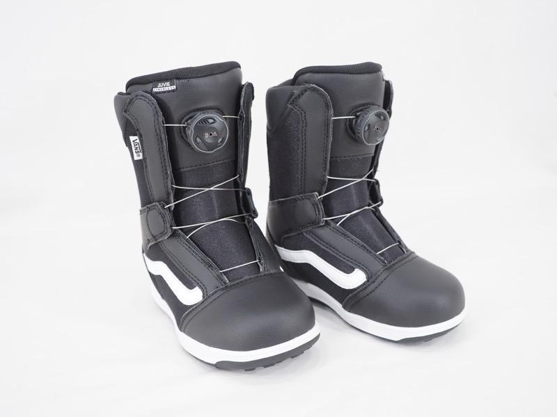 VANS バンズ kids snowboard boots JUVIE キッズスノーボードブーツ インナーレスで履きやすい!ウルトラクッシュインソール搭載! ガンガンいくキッズにとても調子いいです!欲しいサイズはお早めに!!