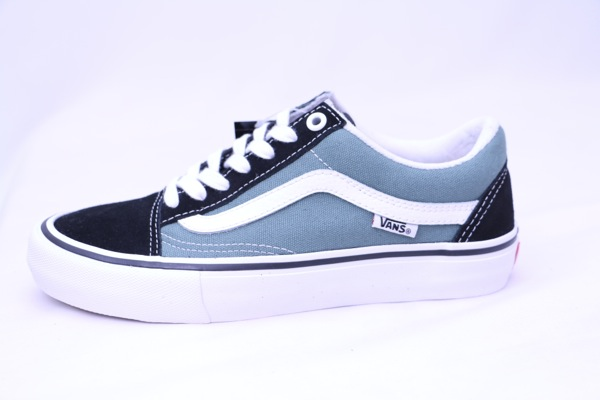 vans old skool pro black duck green nz
