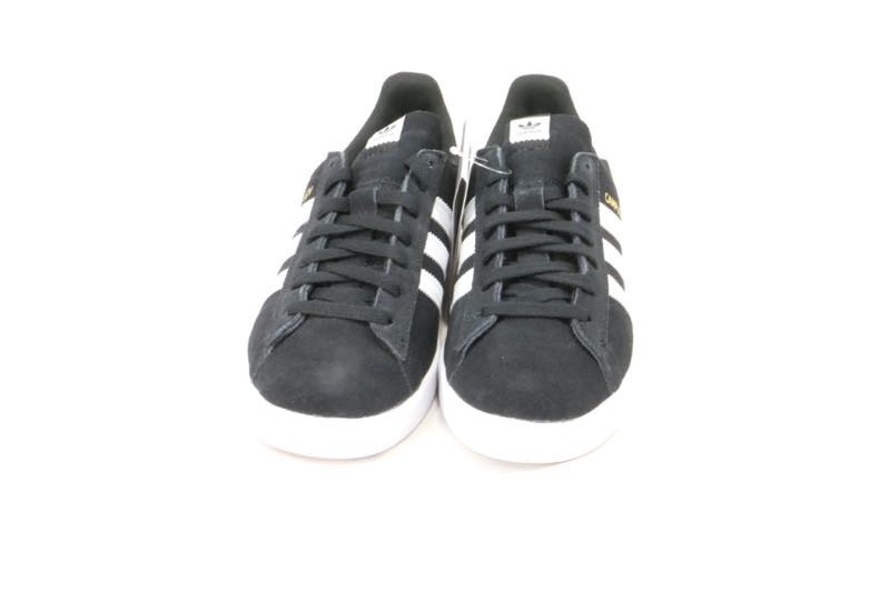 New color BLACK WHITE B22716 of the ADIDAS-CAMPUS ADV Adidas skateboarding  skating shoes autumn b8d0b6fd0
